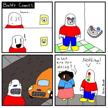 baldy-comics-68-baldy-makes-faces